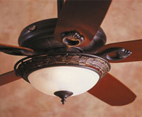 Hunter ceiling fans at fergusonshowrooms hunter ceiling fans aloadofball Choice Image