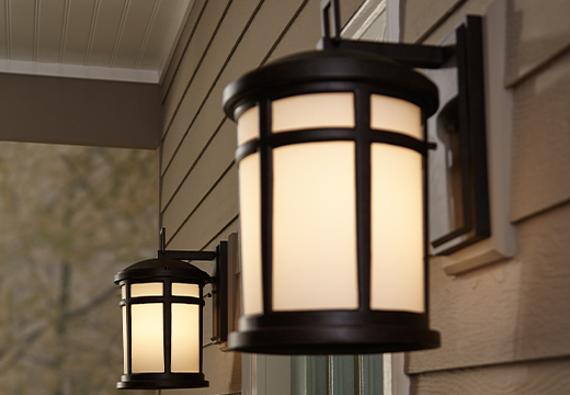 PHEL2300SPBR Outdoor Lights - Park-Harbor