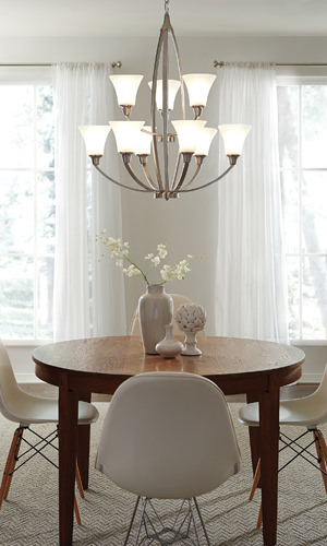 Chandelier Basics at FergusonShowrooms com