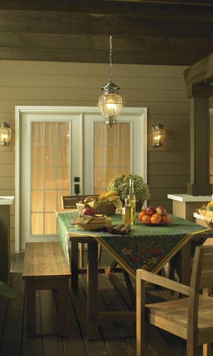 Outdoor Lighting Basics at FergusonShowrooms com