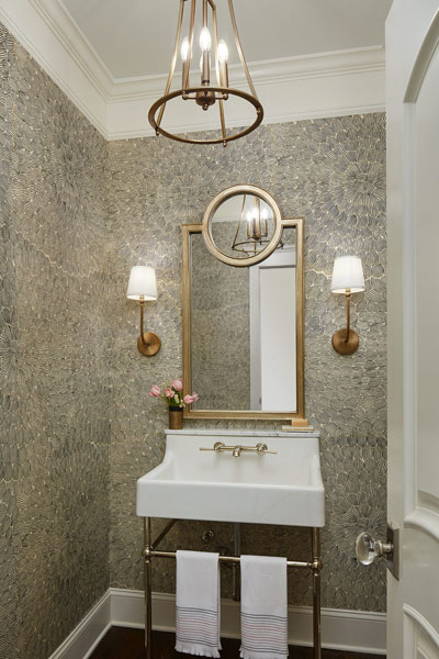 Powder Room Perfection At Fergusonshowrooms Com