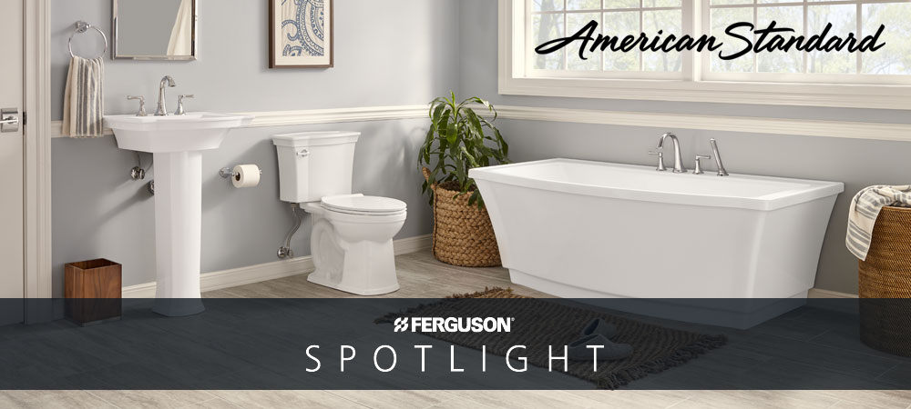 American Standard Estate® VorMax™ Plus Toilet at FergusonShowrooms com