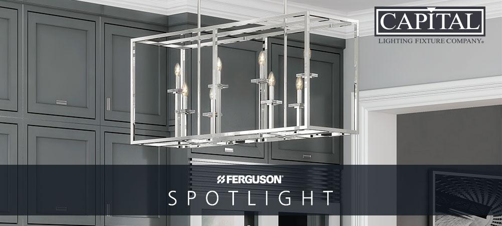 Capital Lighting Morgan Collection At Fergusonshowrooms