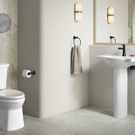 Kohler Tempered™ Bathroom Faucet & Accessories