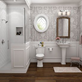 American Standard Estate® Bath Collection at FergusonShowrooms com