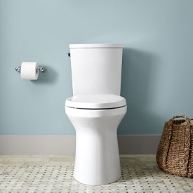 Kohler Irvine™ Two-Piece Skirted Toilet
