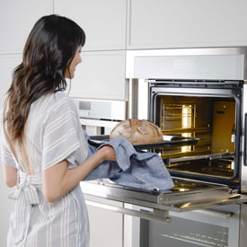 Thermador® Masterpiece® and Professional Steam Ovens